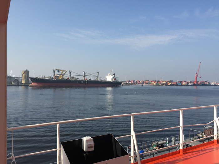 Seemannsmission Amsterdam